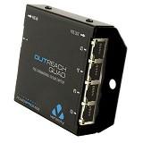VERACITY OUTREACH Quad Lite [VOR-ORQL] - Network Converter